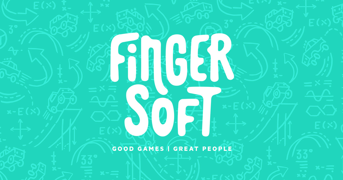 Fingersoft • Good Games | Great People